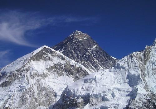 Mt.Everest Nepal