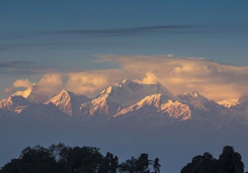 Mt. Kanchenjunga Region