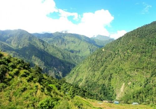 Gosaikunda Dhunche Nepal