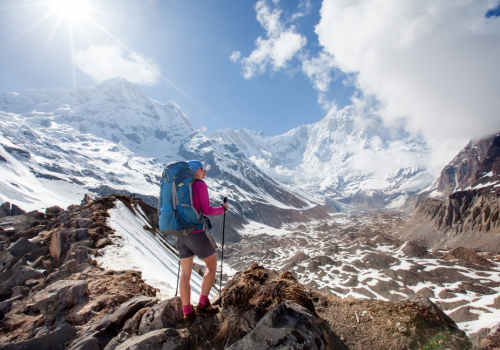 Annapurna Circuit Trek with ABC