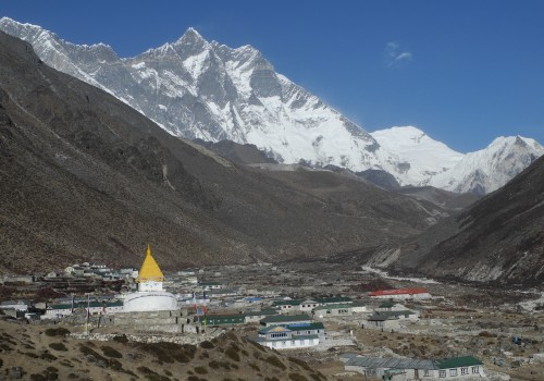 Everest 3 Pass Trek via Jiri
