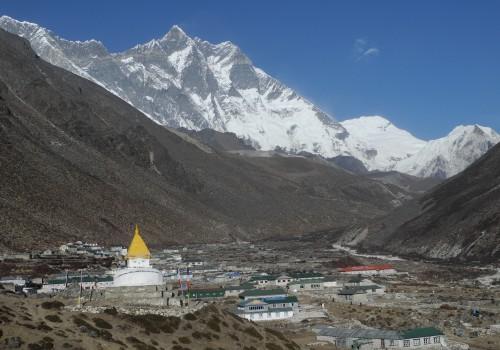 Everest 3 Pass Trek via Jiri