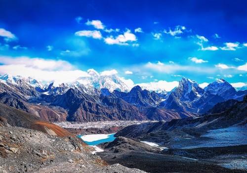 Everest 3 pass trek