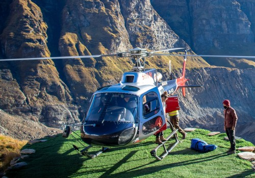 Heli Tour To Mount Everest