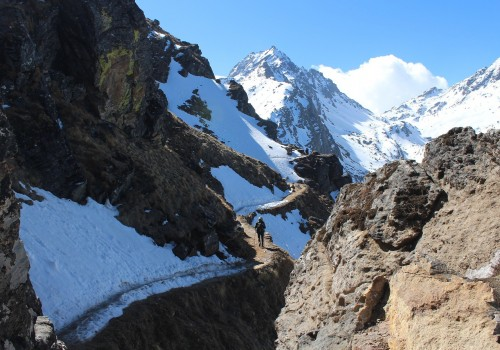 Langtang Valley Trek with Yala Peak Climbing