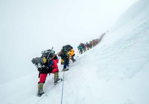 Mount Manaslu Expedition