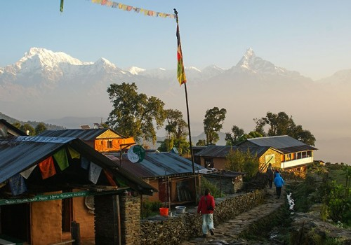 Panchese Trek Nepal